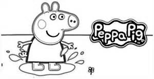 dibujos colorear la peppa pig archivos imagenes peppa pig