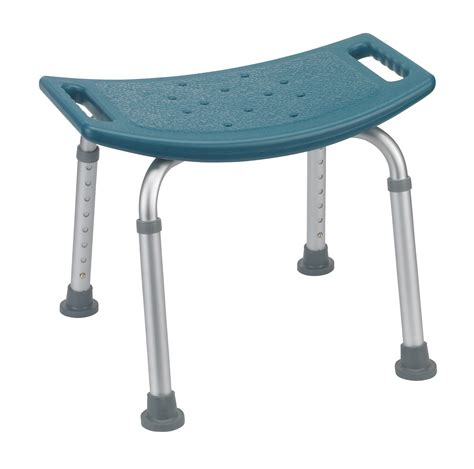 tub stool or bench bathroom safety shower tub bench chair teal in houston