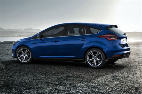 2015 Ford Focus Hatchback by 2015 Ford Focus Hatchback Side View Photo 23