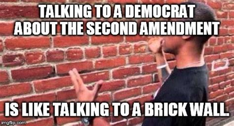 Brick Wall Meme - brick wall imgflip