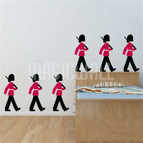 soldier wall stickers soldiers wall decals stickers