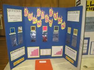 Science fair display boards benjamin carr