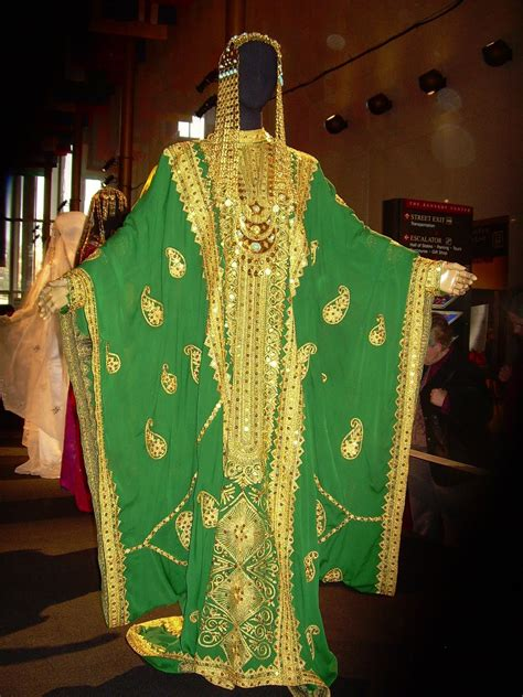 costume history is brides of the arab world kuwait and qatar