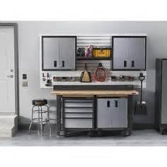 Garage Cabinets Osh Gladiator Gw3pc Wbg06 Workbench 3 Pc For The