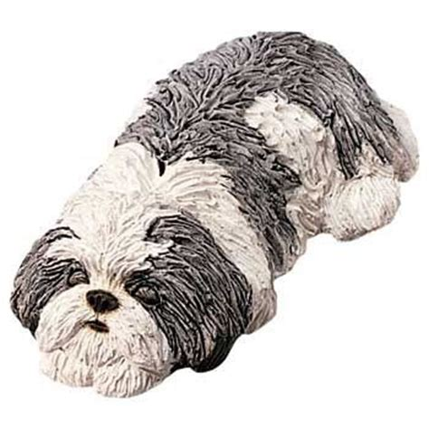 shih tzu statues 26 best images about shih tzu on figurine cell phone accessories and