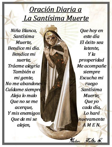 Oracion De La Santa Muerte | oracion de la santa muerte para eliminar opstaculos1 youtube