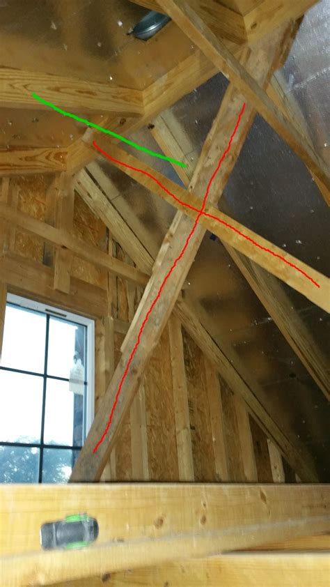 Space Above Garage by Renovating Attic Space Above Garage Roofing Siding Diy