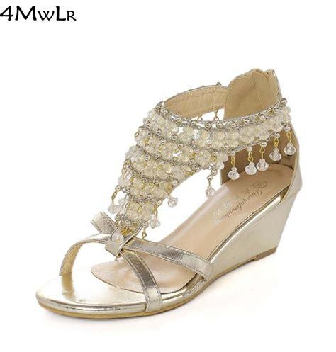 wedding sandals shopping silver bridal sandals promotion shop for promotional