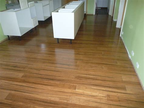 How to fix a scratch on your bamboo floor?
