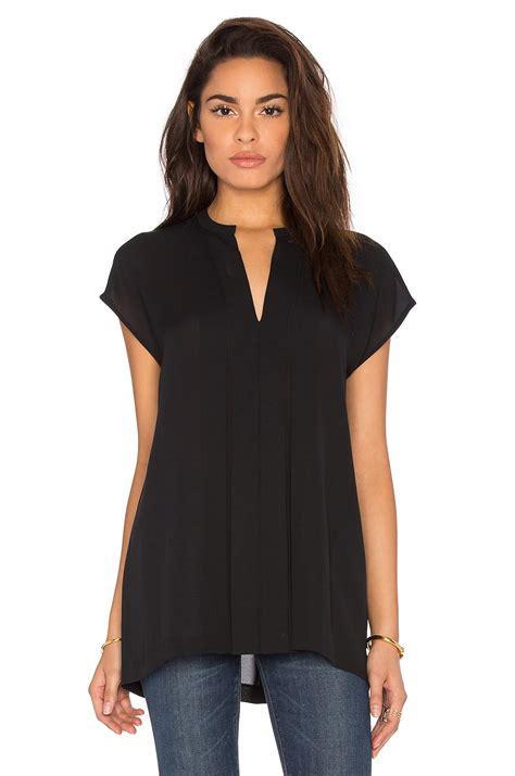 Black Blouse Sleeve Womens by Black Sleeve Blouse Chiffon Blouse Pink