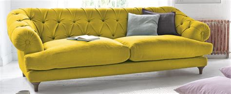 yellow velvet couch yellow velvet sofas handmade yellow velvet sofas loaf