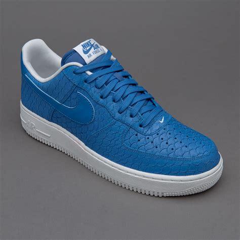 Sepatu Nike Air Blue sepatu sneakers nike air 1 07 lv8 blue
