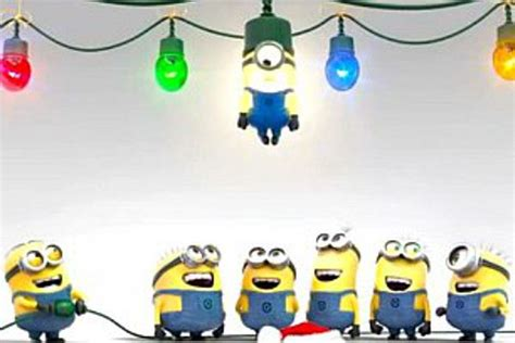 minion christmas 2 minions pinterest christmas fun