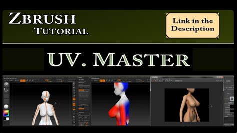 Zbrush Uv Master Tutorial | zbrush tutorial uv master by requiemsvoid on deviantart