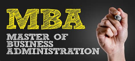 Mba Vs Msc Business Administration by Master In Business Administration E Sbocchi Professionali