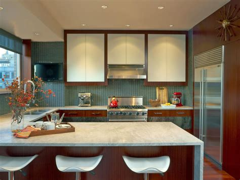 Small Kitchen With Island Design by Marble Kitchen Countertops Pictures Amp Ideas From Hgtv Hgtv
