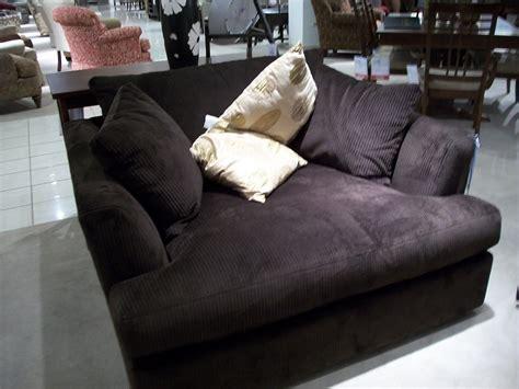 big comfy chair with ottoman