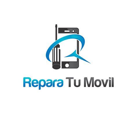 design a logo mobile modern masculine logo design for repara tu iphone by