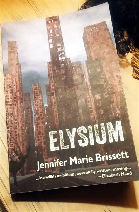 elysium books elysium by brissett