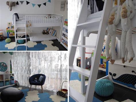 kinderzimmer für zwei kinderzimmer design t 252 rkis