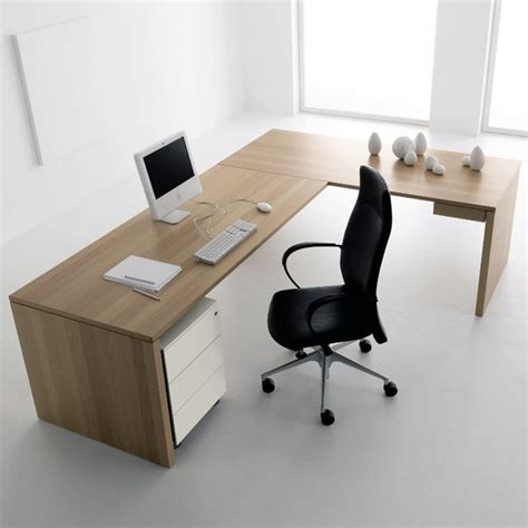 Modern Work Desk L Shaped Desk Interior Design Ideas