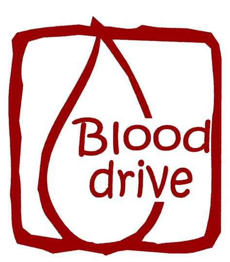 blood drive coloring pages blood drive thank you clipart clipartxtras