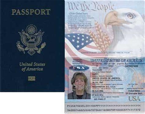 u s passport types of documentation ezbordercrossing