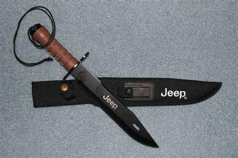 Jeep Survival Knife Jeep Knife
