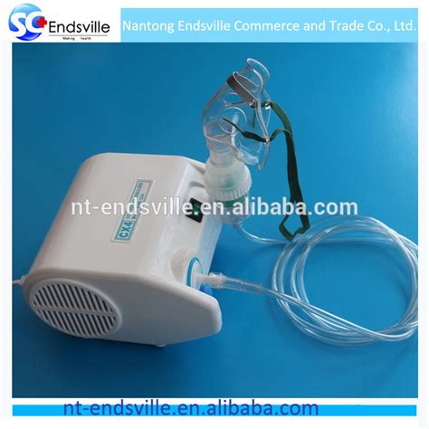 Mesin Nebulizer