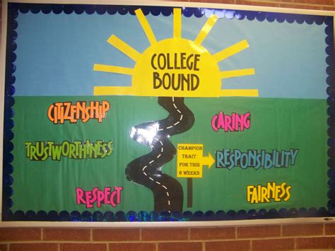 themes for college bulletin boards chion traits bulletin board bulletin boards