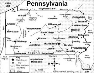 us map quiz with spelling pennsylvania map quiz printout enchantedlearning