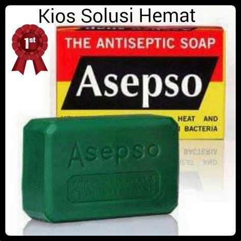 Sabun Asepso jual sabun batang asepso antiseptik antiseptic asepso kios solusi hemat