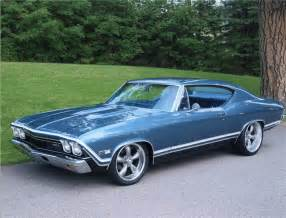 68 chevelle resto mod with big block chevy engine