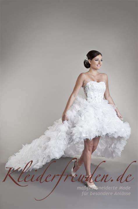 Brautmode Kurze Kleider by Brautkleid Abnehmbarer Rock Kleiderfreuden