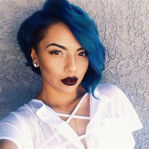 Black Bob With Color Hairstyles 2017 by 2017 Hair Color Ideas For Black Haircuts And
