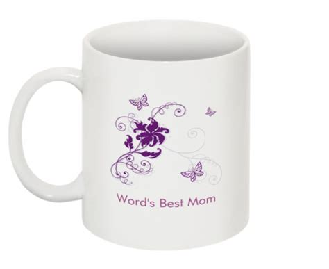 vistaprint mug design customized photo mug for only 5 71 shipped kroger krazy