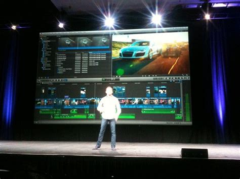 final cut pro blog apple releases final cut pro x available for a 300