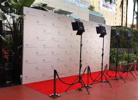 how to design backdrop banner step and repeat photography 171 los angeles partyworks inc