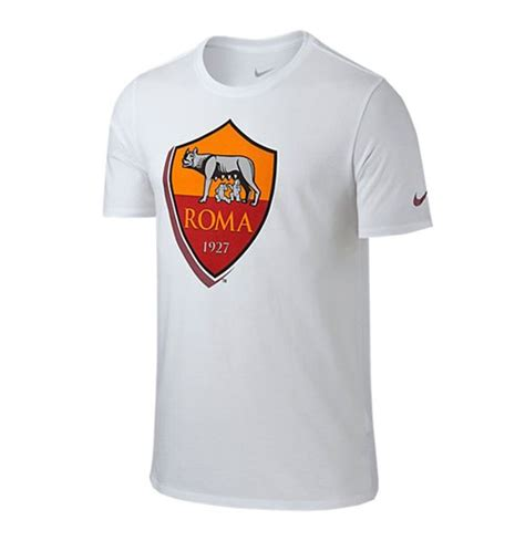 2015 2016 as roma nike crest white for only 17 20