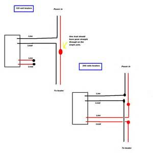 single pole vs thermostat with wiring diagram techunick biz