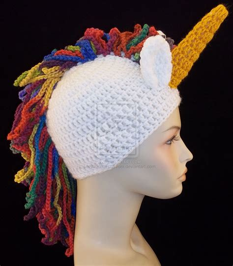 unicorn beanie pattern unicorns on pinterest appliques ponies and crochet patterns