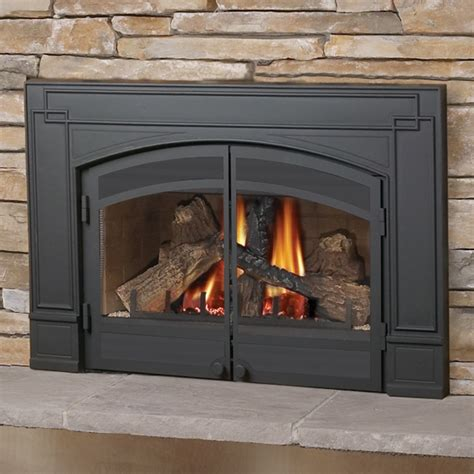 cost to install gas fireplace insert fireplace wood insert neiltortorella