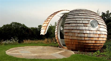 Backyard Pod by Podzook Backyard Office Pods Hiconsumption