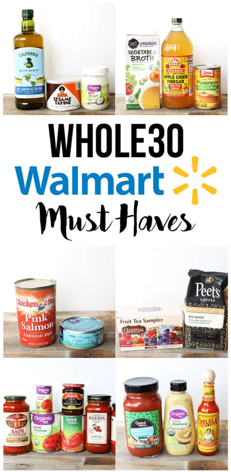 Must Haves For 2007 Your Shopping List by Whole30 Walmart Must Haves Bits Of