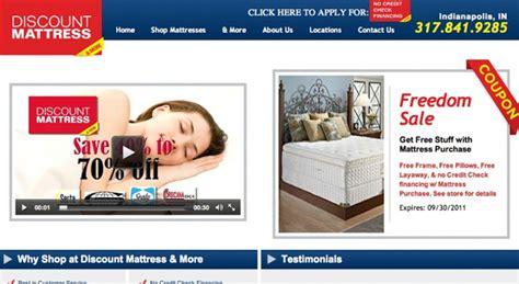 Discount Mattress Green Bay by Discount Mattress Websites Search Engine Marketing
