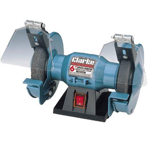 clarke bench grinder clarke cbg6rp 6 quot bench grinder clarke