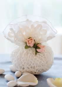 Crochet Wedding Favors Ideas by 8 Things For A Knitted Weddingi Cleaning