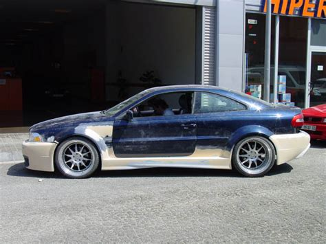 volvo c70 kit widebody c70 coupe