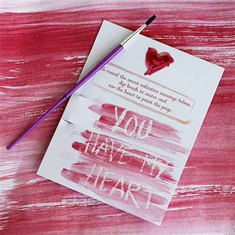 secret s day messages printable s day cards for handmade