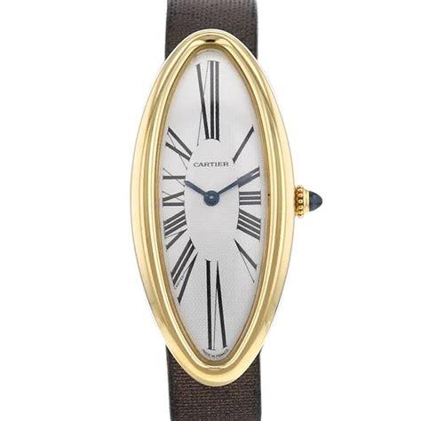 Montre Baignoire Cartier by Montre Bracelet Cartier Baignoire Allong 233 E 353698